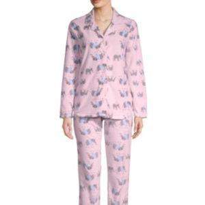 Bedhead BHPJ 2-Piece Elephant Print Pajama Set NWT